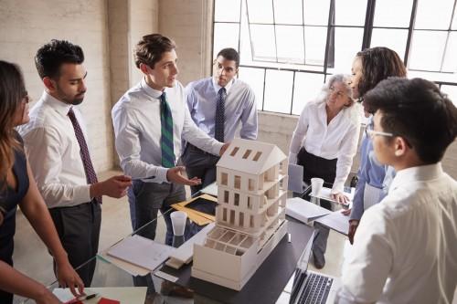 Partenaire privilégié des Cabinets d'Architectes